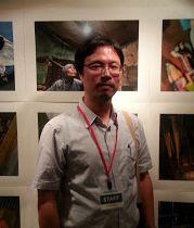 写真家・安世鴻さん